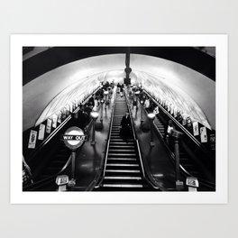 London love #7 Art Print