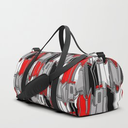 1960s classic fairy tails (tail fins) Duffle Bag