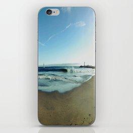 Twin Lakes State Park - Santa Cruz, California  iPhone Skin