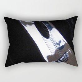 Solo guitar mood Rectangular Pillow