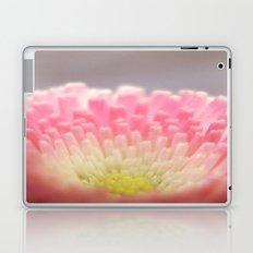 Winter flower. Laptop & iPad Skin