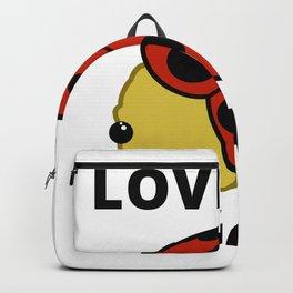 Lovebug Again - Ladybug Backpack