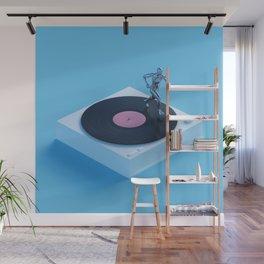 Vinyl Jogging Wall Mural
