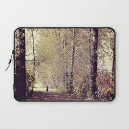 Story Book Forest Laptop Sleeve