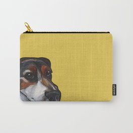 Milo the Jack Russell Terrier Carry-All Pouch