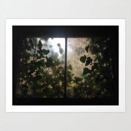 Vines(3) Art Print