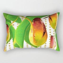 Carnivorous Plants Rectangular Pillow