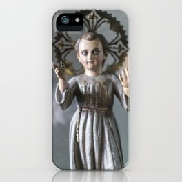 Reaching iPhone Case