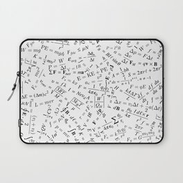 Equation Overload II Laptop Sleeve