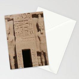 Abu Simbel 002 Stationery Cards