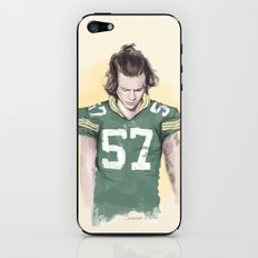 Harry is Packers AF iPhone & iPod Skin