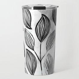 Modern Foliage Travel Mug