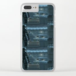 Huh, What's That Noise Metal Gear Solid Clear iPhone Case
