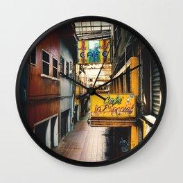 Tijuana Te Quiero Wall Clock