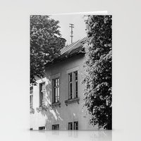 window Stationery Cards featuring Window by Margheritta