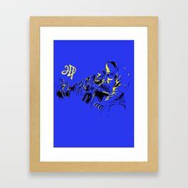 Hat Crew Framed Art Print