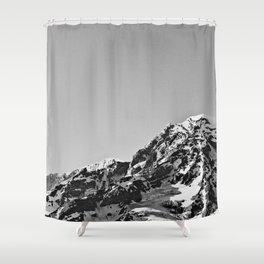Mountain Simplicity  Shower Curtain