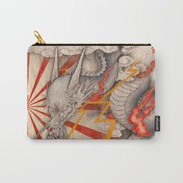 雲龍図 黒龍 天道-cloud dragon- Carry-All Pouch