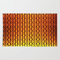 Gold and Chains - Vivido Series  Rug