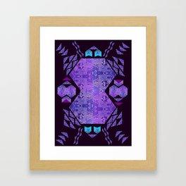 The Mexico Framed Art Print