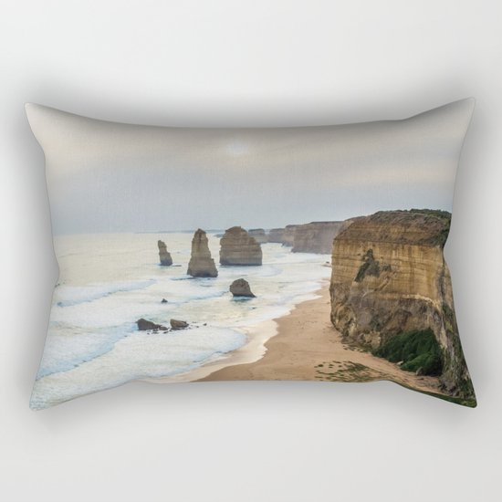 The Great Ocean Road. Rectangular Pillow