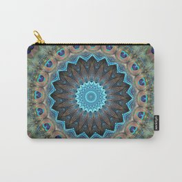 Eyes & Diamonds Carry-All Pouch