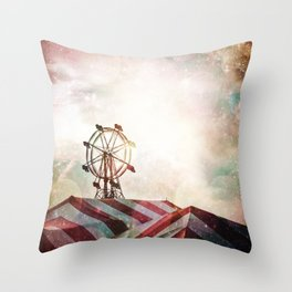 The Best of Nights Throw Pillow