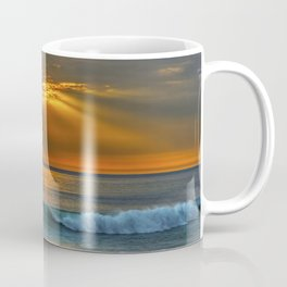 Sunset and a Show Coffee Mug