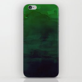 Watercolor (Witch's Blood) iPhone Skin