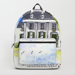Mississippi State - Scenes Around Campus Backpack