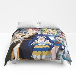 Fairy Tail Comforters