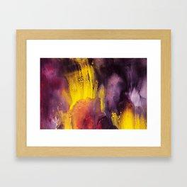 Galaxy 538 Contact II Framed Art Print