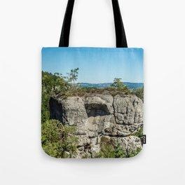 Hrubá Skála- Czech Republic Tote Bag