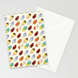 Meet me at the ice cream truck Stationery Cards