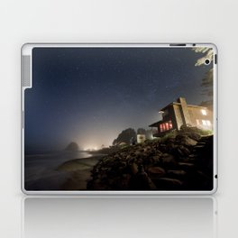 Starry Beach Laptop & iPad Skin