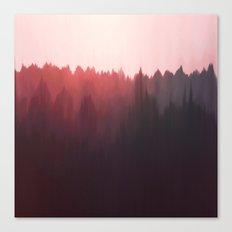 Sun Glare Canvas Print