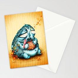 El Gordo y la Golondrina Stationery Cards