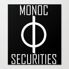 Monoc Securities Canvas Print