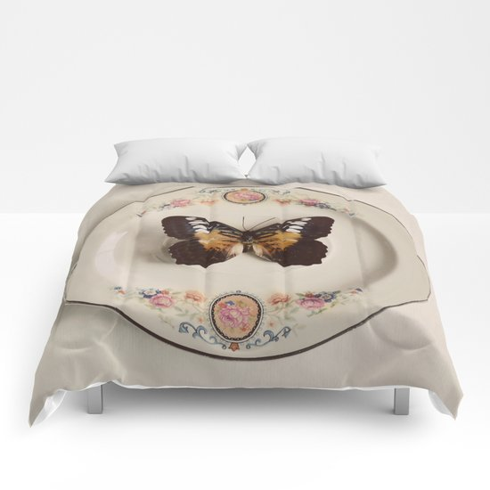 butterfly #5 Comforters