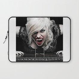 Sexy Female Vampire Laptop Sleeve