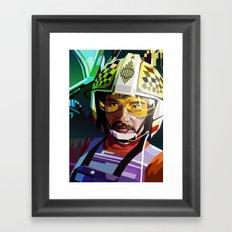 SW#43 Framed Art Print
