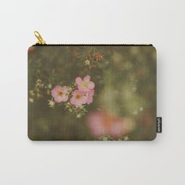 flower photography by Elina Bernpaintner Carry-All Pouch