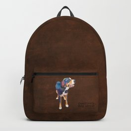 Greater Swiss Mountain Dog Backpack