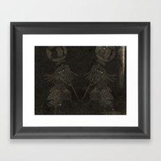 Japanese Fireman Framed Art Print