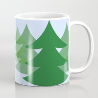 rare Mugs featuring Care for the rare by SilviaGancheva