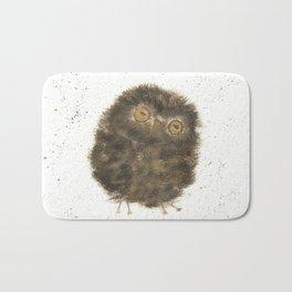 Whimsical Owl Bath Mat