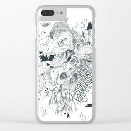comp Clear iPhone Case