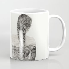 All That Is Left Is The Trace Of A Memory Mug
