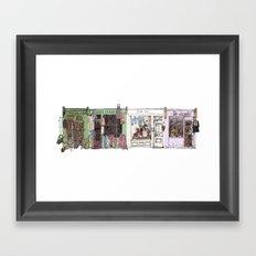 Camden Passage Framed Art Print