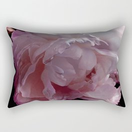 Pink peony Rectangular Pillow